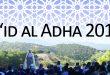 Salat del 'id al Adha 2018