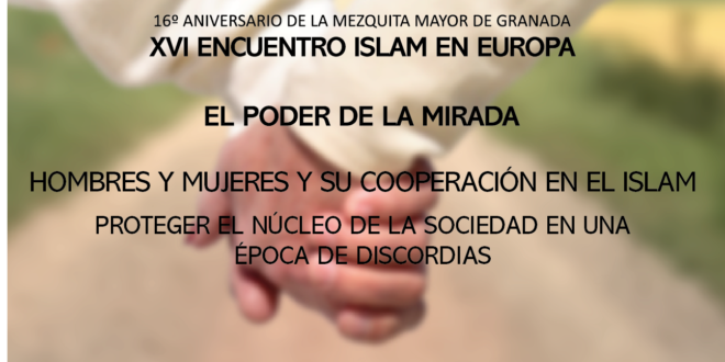 XVI Encuentro Islam en Europa
