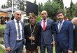 Recepción en la Embajada de Indonesia en Madrid
