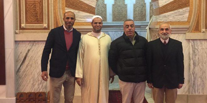 Visita del cónsul de Marruecos en Almería
